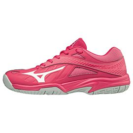Mizuno Lightning Star Z4 V1GD180361 indoorschoenen junior azalea white camellia rose