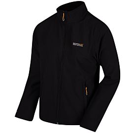 Regatta Cera III softshell jack heren black