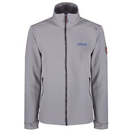 Regatta Callen softshell jack heren rock grey