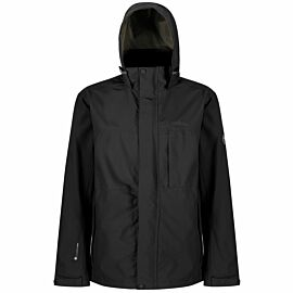 Regatta Northfield Stretch IV outdoor jack heren black