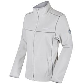 Regatta Floreo II fleece vest dames platinum