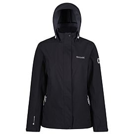 Regatta Calyn Stretch II outdoor jack dames black