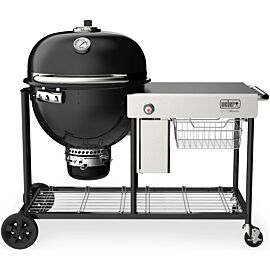 Weber Summit Kamado S6 Charcoal Grill Center houtskoolbarbecue