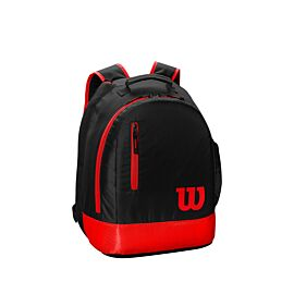 Wilson Youth Backpack tennistas black red