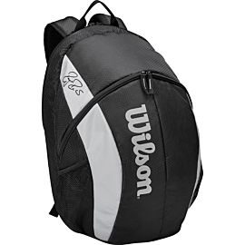 Wilson Federer Team Backpack tennistas black