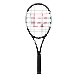 Wilson Pro Staff 97L tennisracket black white