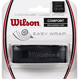Wilson Cushion-Aire Classic Sponge basisgrip black