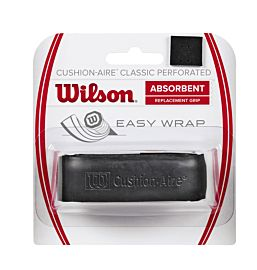 Wilson Cushion-Aire Classic Perforated basisgrip black