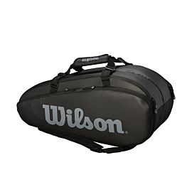 Wilson Large Tour Collection 2 Compartments tennistas black