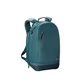 Wilson Minimalist Backpack tennistas dames aqua green