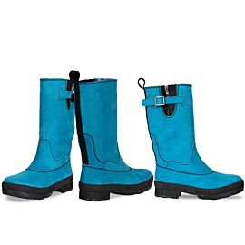 ZOO Adventure Adisa 22303 outdoorlaarzen dames azur blue