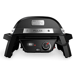 weber pulse 1000 elektrische barbecue zwart