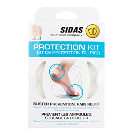 sidas protection kit voet- en teenbescherming