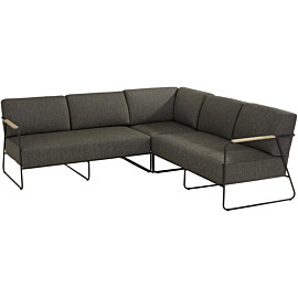 4 seasons outdoor coast loungebank anthracite