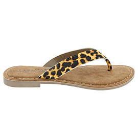 lazamani hair slippers dames jaguar