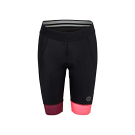 agu prime short essential fietsbroek dames black