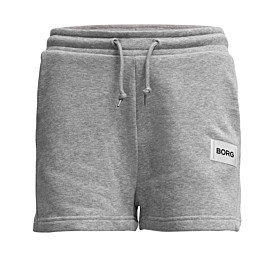 bjorn borg franka short dames light grey melange