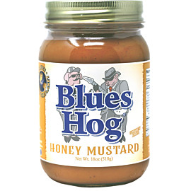 blues hog honey mustard barbecuesaus 568 ml