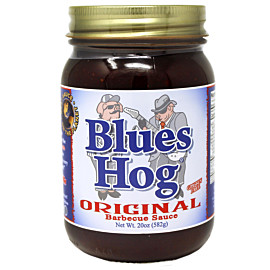 blues hog original barbecuesaus 568 ml
