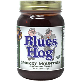 blues hog smokey mountain barbecuesaus 568 ml