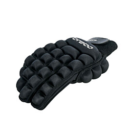 brabo indoor player glove f2.1 pro hockeyhandschoen black