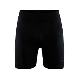 craft fuseknit fietsonderbroek heren black