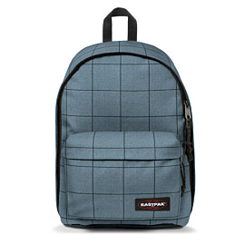 eastpak out of office rugzak dashing blue