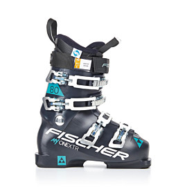 fischer my one xtr 80 skischoenen dames dark blue