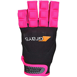 grays anatomic pro hockeyhandschoen black pink