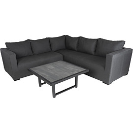 hartman oliver 88 x 88 loungeset anthracite