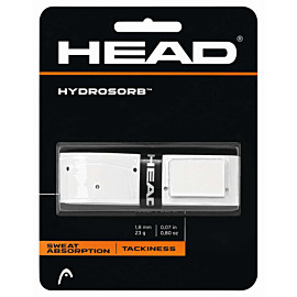 head hydrosorb basisgrip white black