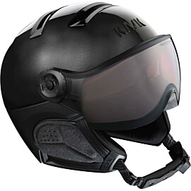 KASK Chrome Photochromic skihelm black
