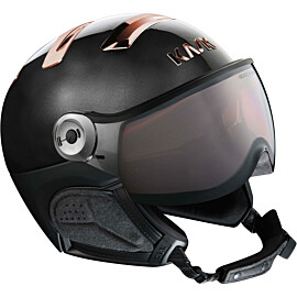 KASK Chrome Photochromic skihelm black pink