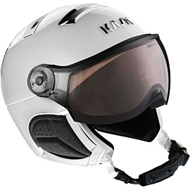 KASK Chrome Photochromic skihelm white