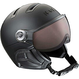 KASK Class Shadow Photochromic skihelm black