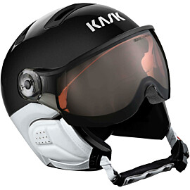 KASK Class Sport Photochromic skihelm black