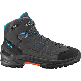 lowa approach gtx mid 350122 bergschoenen junior anthracite