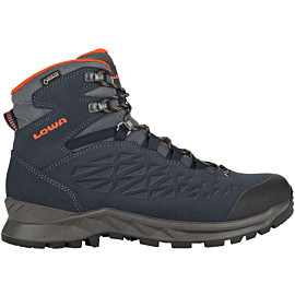 Lowa Explorer GTX Mid 210712 bergschoenen heren navy orange