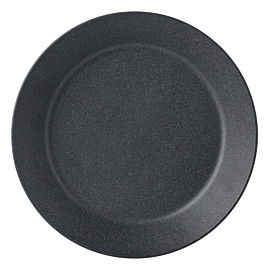 mepal bloom diep bord 220 mm pebble black