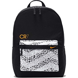 nike cr7 rugzak junior black white