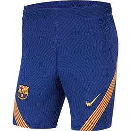 Nike FC Barcelona voetbalshort heren deep royal blue