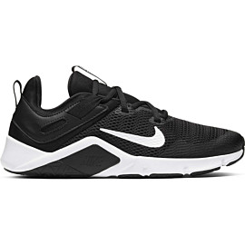 nike legend essential cd0212 fitness schoenen dames black white