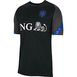 nike nederland strike trainingsshirt heren black