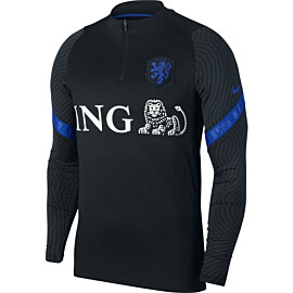 nike nederland strike trainingstrui heren black