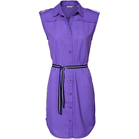 petrol industries blouse jurk dames electric purple
