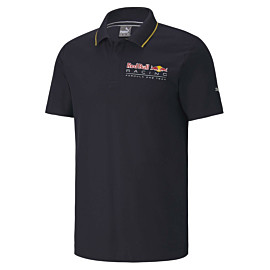 puma red bull racing polo heren night sky