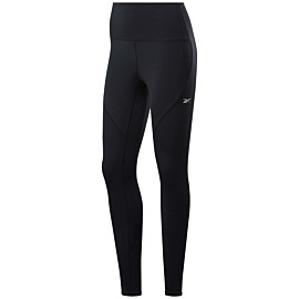 reebok lux perform high-rise legging dames black