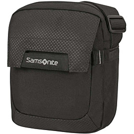 samsonite sonora crossbody schoudertas black