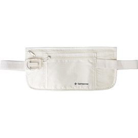 samsonite waist documententasje ivory