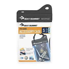 sea to summit tpu guide accessory case small waterdichte hoes